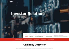 investors.nov.com