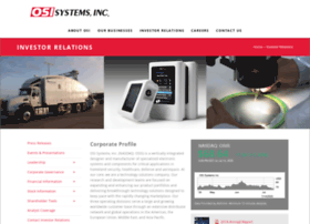 investors.osi-systems.com