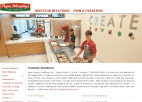investors.papamurphys.com
