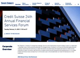 investors.statestreet.com
