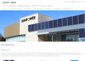 investors.sunpower.com