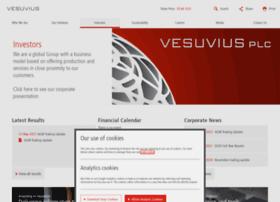 investors.vesuvius.com