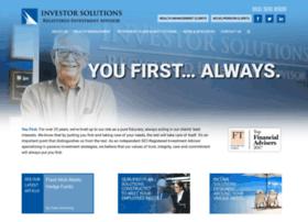 investorsolutions.com