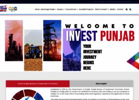 investpunjab.gov.in