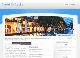 investsrilanka.srilankalanddeal.com