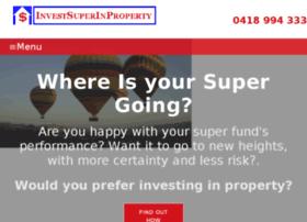 investsuperinproperty.com.au