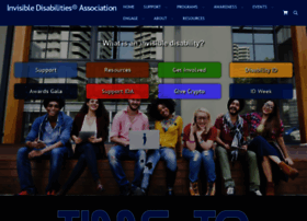 invisibledisabilities.org