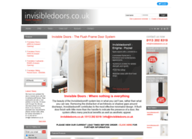 invisibledoors.co.uk