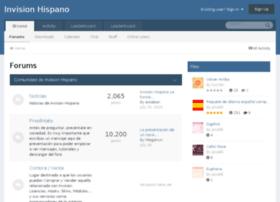 invisionhispano.com