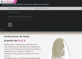 invitacionesdebodas.com