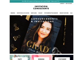 invitationconsultants.com