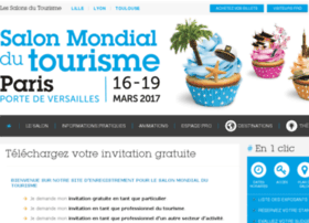 invitationmondialdutourisme.com
