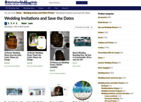 invitations.myonlineweddinghelp.com