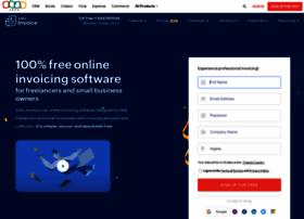 invoice.zoho.com