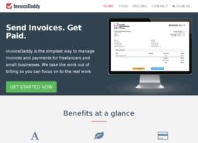 invoicedaddy.com