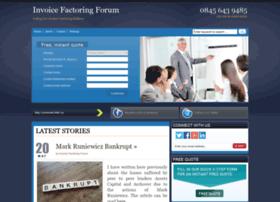invoicefactoringforum.com