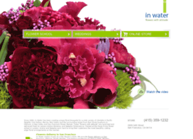 inwaterflowers.com