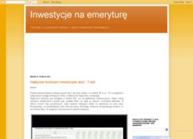 inwestycjenaemeryture.blogspot.com
