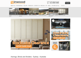 inwoodblindsandawnings.com.au