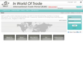 inworldoftrade.com
