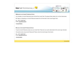 inxmail.trailfinders.com