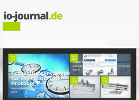 io-journal.de