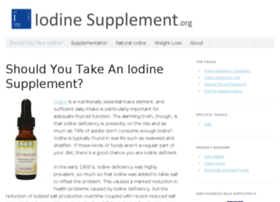 iodinesupplement.org