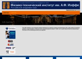 ioffe.ru