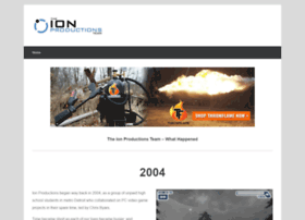 ion-productions.com