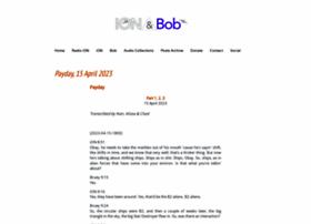 ionandbob.blogspot.com