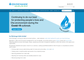 ionexchange.co.in