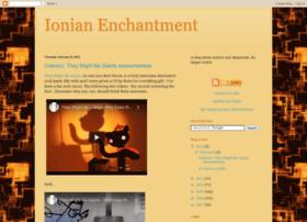 ionian-enchantment.blogspot.com