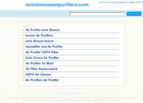 ionicbreezeairpurifiers.com