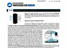 ioniseurs.fr