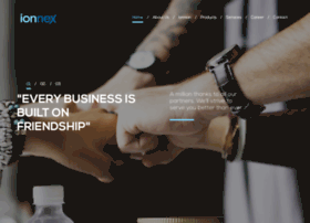 ionnex.com