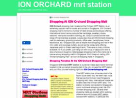 ionorchardshoppingmall.insingaporelocal.com