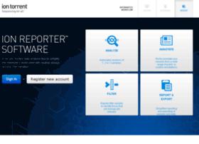 ionreporter.lifetechnologies.com