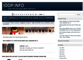ioop.info