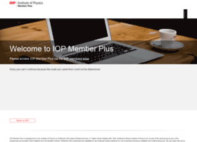 iopmemberplus.co.uk