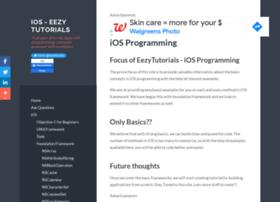 ios.eezytutorials.com