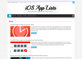 iosapplists.com