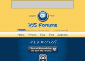 iosforums.org