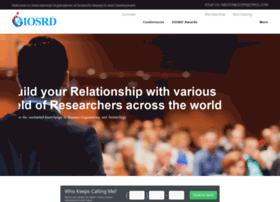 iosrd.org