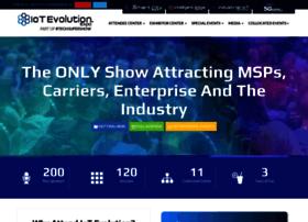 iotevolutionexpo.com