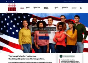 iowacatholicconference.org