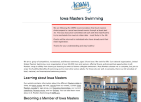 iowamasters.org