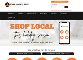 iowasavingsbank.com