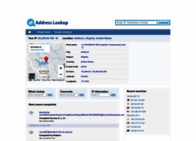 Ip-address-lookup-v4.com