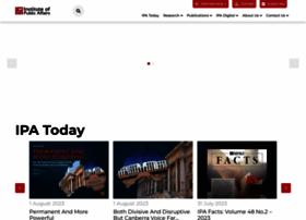 ipa.org.au
