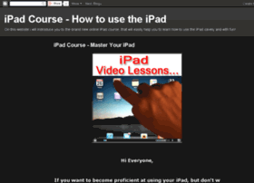 ipad-course.blogspot.de